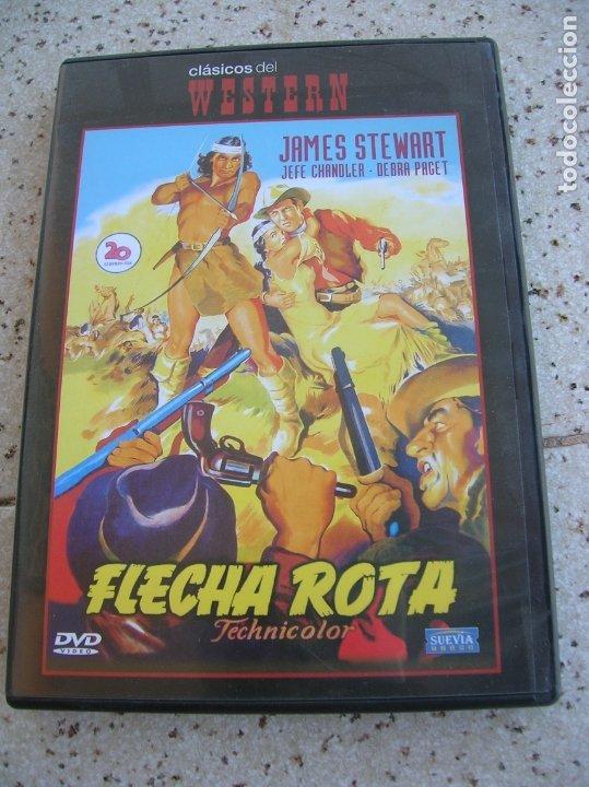 DVD PELICULA FLECHA ROTA (Cine - Películas - DVD)