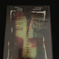 Cine: ( S194 ) EL SIGNO DEL ASESINO - CHRIS PENN ( DVD SEGUNDA MANO ). Lote 175677120