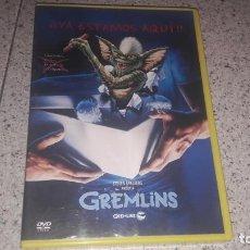 Cine: GREMLINS DVD STEVEN SPIELBERG. Lote 175689583