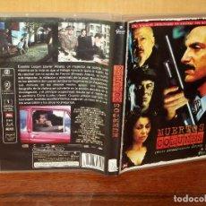 Cine: MUERTOS COMUNES - JAVIER ALBALA - ERNESTO ARTERIO - DIRIGE NORNERTO RAMOS DEL VAL - DVD . Lote 175701540