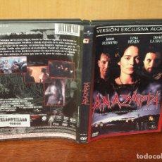 Cine: ANAZAPTA - JASON FLEMYNG - LENA HEADY - DAVID LA HAYE - DVD EDICION ALQUILER. Lote 246232745