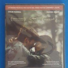 Cinéma: DVD / LANGOSTA, YORGOS LANTHIMOS, NUEVA Y PRECINTADA, CAJA DELGADA. Lote 175703019