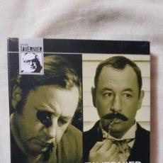 Cine: DIGIPACK DVD BERTRAND TAVERNIER NUEVA EL RELOJERO DE SAINT-PAUL EL JUEZ Y EL ASESINO PHILIPPE NOIRET. Lote 175771422