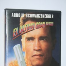 Cinema: EL ULTIMO GRAN HEROE (ARNOLD SCHWARZENEGGER, TINA TURNER) *** DVD CINE ACCION / FANTASIA *** . Lote 175788062