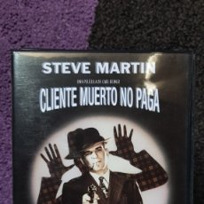 Cine: CLIENTE MUERTO NO PAGA DVD CARL REINER STEVE MARTIN RACHEL WARD RENI SANTONI. Lote 175791344