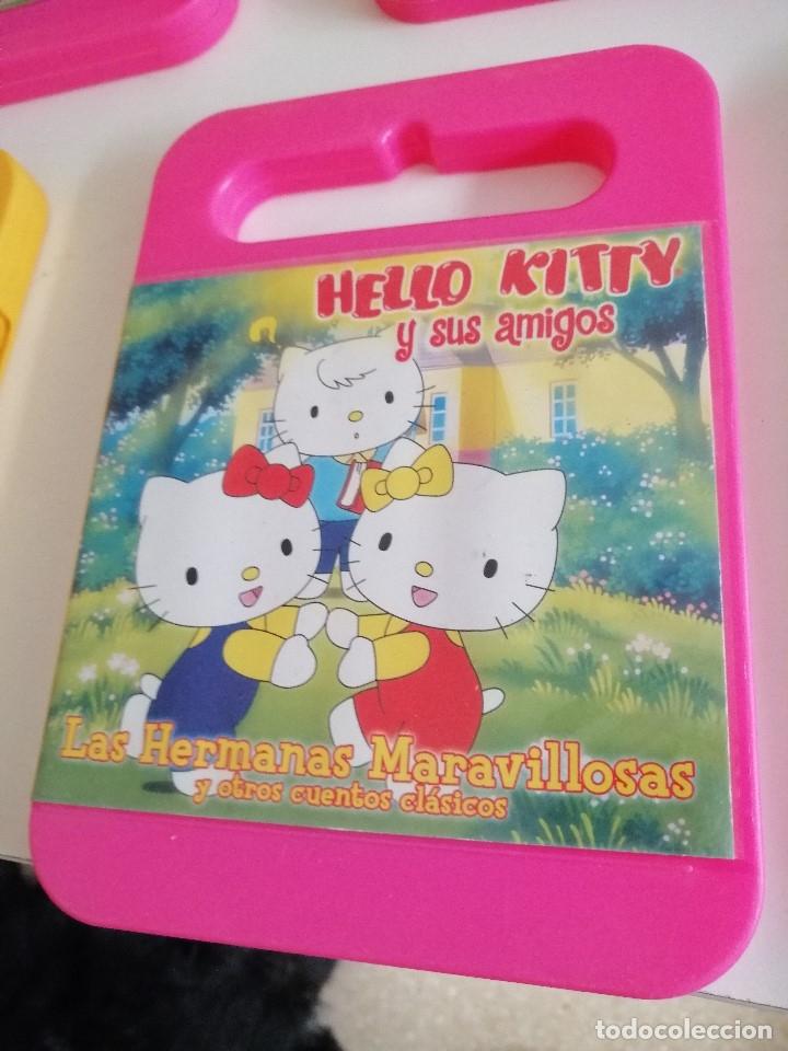 C-REG80 DVD LOTE DE 7 DVD DE HELLO KITTY Y SUS AMIGOS VER FOTOS (Cine - Películas - DVD)
