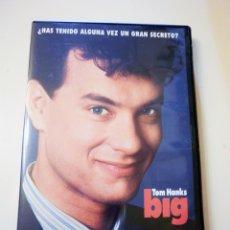 Cine: BIG (DVD). Lote 175813799