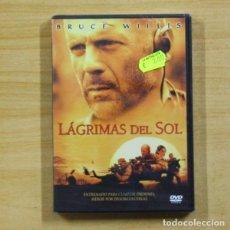 Cine: LAGRIMAS DEL SOL - DVD. Lote 175827363