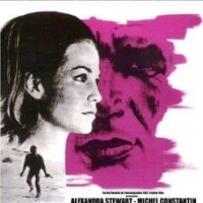Cine: LA LEY DEL SUPERVIVIENTE - MICHEL CONSTANTIN, ALEXANDRA STEWART, ROGER BLIN FRANCIA DVD NUEVO. Lote 195397751