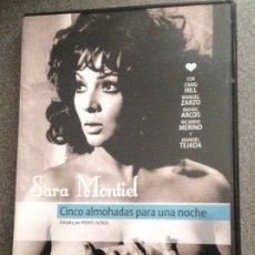 Cine: PEDRO LAZAGA. CINCO ALMOHADAS PARA UNA NOCHE. SARA MONTIEL. Lote 175960755
