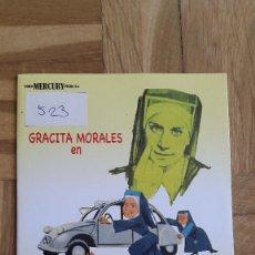 Cine: PELICULA DVD - SOR CITROEN - GRACITA MORALES - JOSE LUIS LOPEZ VAZQUEZ -. Lote 176026288
