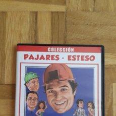 Cine: PELICULA DVD - EL CURRANTE - ANDRES PAJARES - FERNANDO ESTESO - ANTONIO OZORES - JUANITO NAVARRO. Lote 176026794