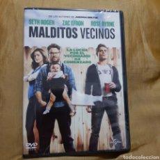 Cinéma: (PR9) MALDITOS VECINOS - DVD NUEVO PRECINTADO. Lote 176031445