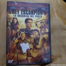 Cinéma: (PR9) EL REY ESCORPION 4 - DVD NUEVO PRECINTADO. Lote 176031888