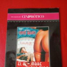 Cine: COLECCIÓN COMPLETA GRANDES OBRAS MAESTRAS DEL CINE ERÓTICO EL PAIS 29 DVD,S. Lote 176048413