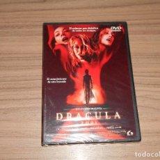 Cine: DRACULA 2001 EDICION ESPECIAL 2 DVD DE WES CRAVEN TERROR NUEVA PRECINTADA. Lote 176119724