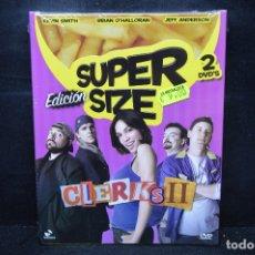 Cinéma: CLERKS II - DVD. Lote 176178980