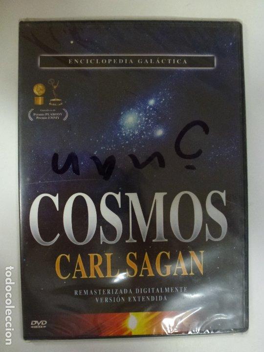 COSMOS. CARL SAGAN. ENCICLOPEDIA GALÁCTICA. DVD PRECINTADO. (Cine - Películas - DVD)
