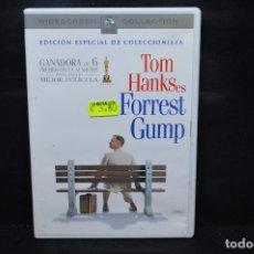 Cine: FORREST GUMP -DVD. Lote 176191265