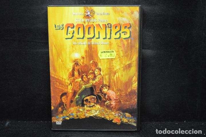 LOS GOONIES - DVD (Cine - Películas - DVD)