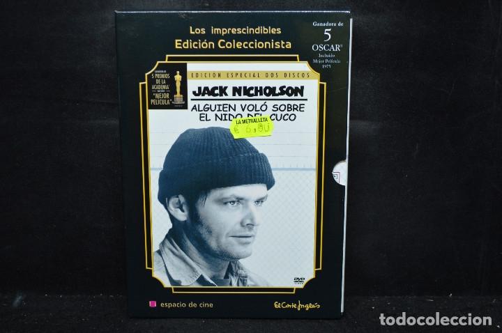 ALGUIEN VOLO SOBRE EL NIDO DEL CUCO - DVD (Cine - Películas - DVD)