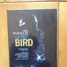 Cine: DVD BIRD - FILM DE CLINT EASTWOOD - LA BIOGRAFIA DEL GENIO DEL JAZZ MODERNO CHARLIE PARKER. Lote 176193214