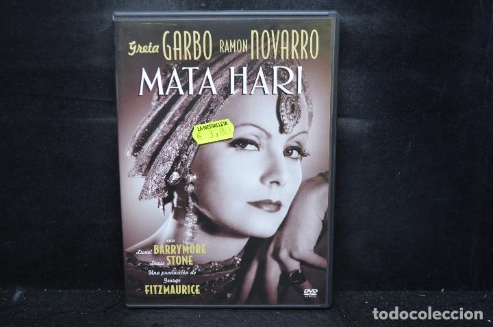 MATA HARI - DVD (Cine - Películas - DVD)