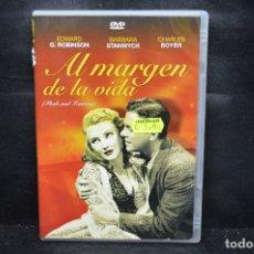 Cine: AL MARGEN DE LA VIDA - DVD. Lote 176203087