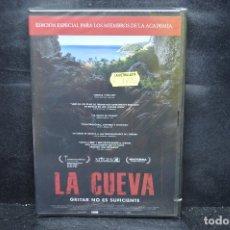 Cine: LA CUEVA - DVD. Lote 176210364