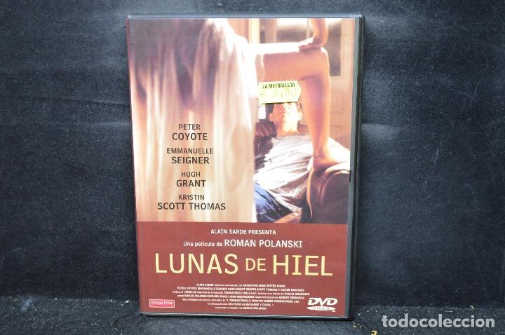 LUNAS DE HIEL DVD (Cine - Películas - DVD)