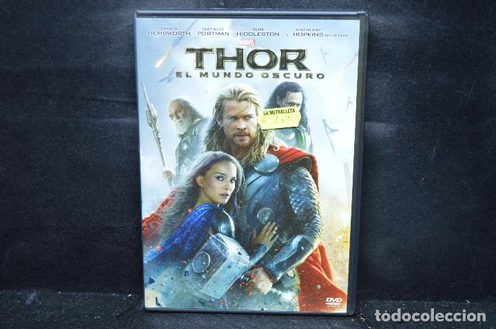 THOR- EL MUNDO OSCURO - DVD (Cine - Películas - DVD)