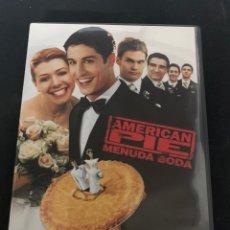 Cine: ( S200 ) AMERICAN PIE - MENUDA BODA ( DVD SEGUNDA MANO IMPOLUTA ). Lote 176214498