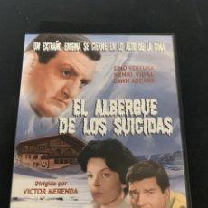 Cine: ( S200 ) EL ALBERGUE DE LOS SUICIDAS ( DVD SEGUNDA MANO IMPOLUTA ). Lote 176214818