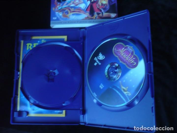 Cine: aladdin edicion especial 2 discos - clasico nº 31 - dvd como nuevo - Foto 3 - 176214843