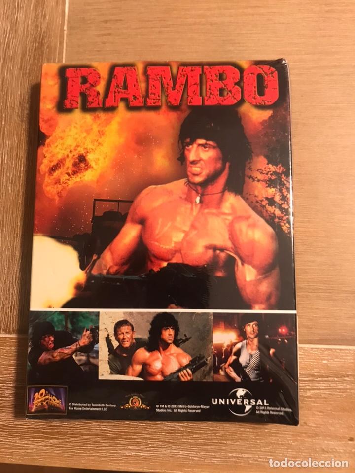 SYLVESTER STALLONE COLECCIÓN COMPLETA DVDS RAMBO Y ROCKY (Cine - Películas - DVD)