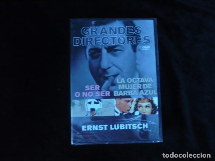 GRANDES DIRECTORES . SER O NO SER + LA OCTAVA MUJER DE BARBA AZUL - DVD NUEVO PRECINTADO (Cine - Películas - DVD)
