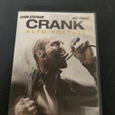 Cine: ( S200 ) CRANK ALTO VOLTAJE ( DVD SEGUNDA MANO IMPOLUTA ). Lote 176215244