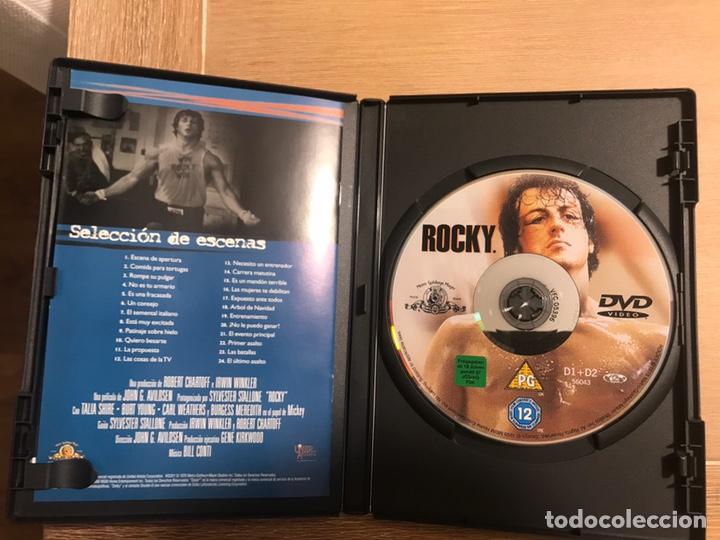 Cine: Rocky DVD - Foto 2 - 176215285