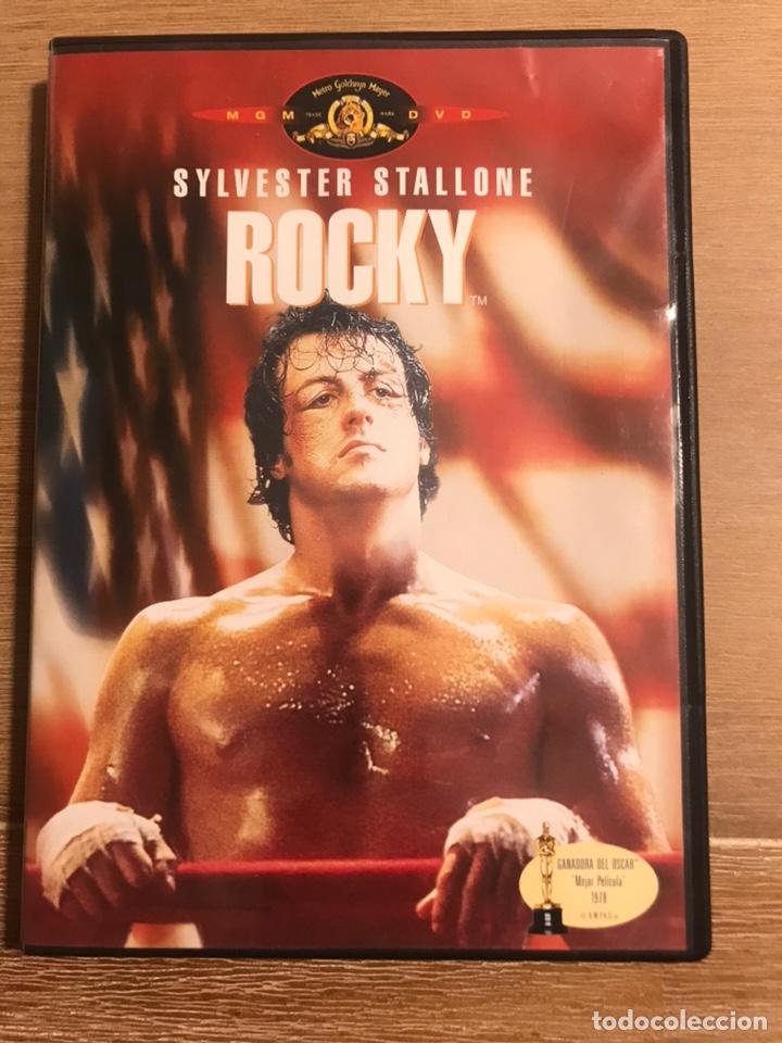 ROCKY DVD (Cine - Películas - DVD)