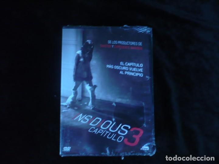 INSIDIOUS CAPITULO 3 - DVD NUEVO PRECINTADO (Cine - Películas - DVD)