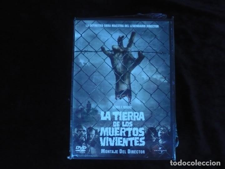 LA TIERRA DE LOS MUERTOS VIVIENTES - DVD NUEVO PRECINTADO (Cine - Películas - DVD)