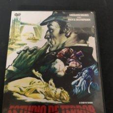 Cine: ( S200 ) ESTUDIÓ DE TERROR ( DVD SEGUNDA MANO IMPOLUTA ). Lote 176215364