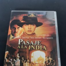 Cine: ( S200 ) PASAJE A LA INDIA ( DVD SEGUNDA MANO IMPOLUTA ). Lote 176234879