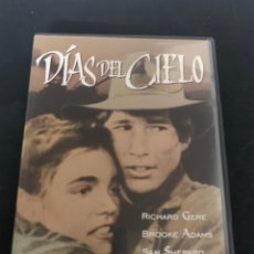 Cine: ( S200 ) DÍAS DEL CIELO ( DVD SEGUNDA MANO IMPOLUTA ). Lote 176235052