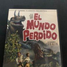 Cine: ( S200 ) EL MUNDO PERDIDO ( DVD SEGUNDA MANO IMPOLUTA ). Lote 176235189
