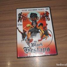 Cine: THE BLACK GESTAPO DVD NUEVA PRECINTADA. Lote 288866788