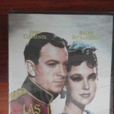 Cine: LAS CUATRO PLUMAS DVD. Lote 176330700