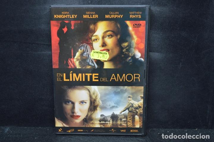 EN EL LIMITE DEL AMOR - DVD (Cine - Películas - DVD)