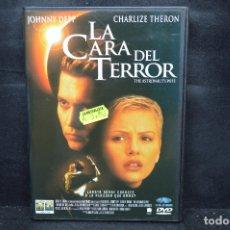 Cine: LA CARA DEL TERROR - DVD. Lote 176340138