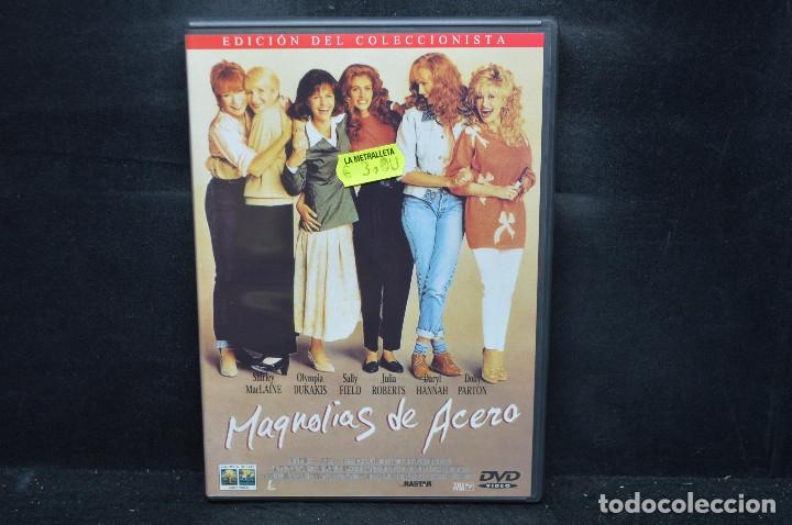 MAGNOLIAS DE ACERO - DVD (Cine - Películas - DVD)